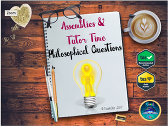 Tutor Time : P4C Philosophical Questions