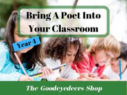 Poetry Workshop 1 - Lower KS2
