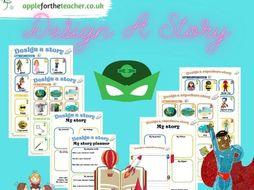 Design a Story KS1 Writing