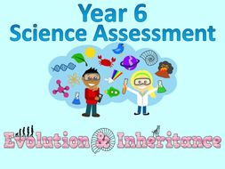 Year 6 Science Assessment: Evolution and Inheritance