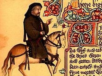 Canterbury Tales General Prologue Introduction