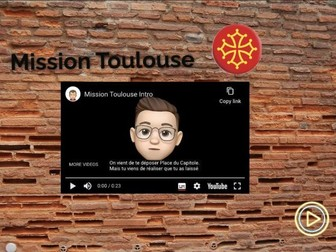 Escape Game on Toulouse