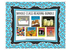 Whole Class Reading-EYFS & KS1