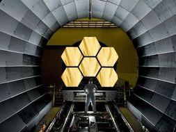 James Webb Space Telescope - DIY Faraday Challenge Day