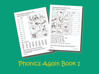 Phonics Again Book 1