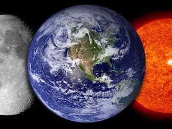 Earth, Sun and Moon - Class Assembly KS2