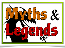 Image result for myths and legends