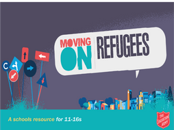Refugees: On The Move!