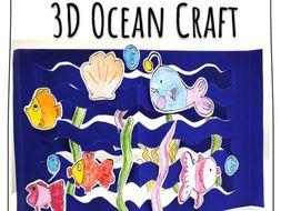 Ocean 3D Craft