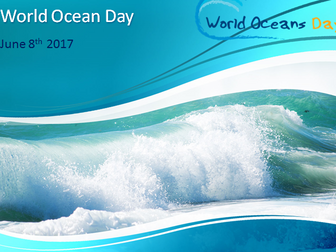 World OceanS Day 2017 - Assembly, Presentation