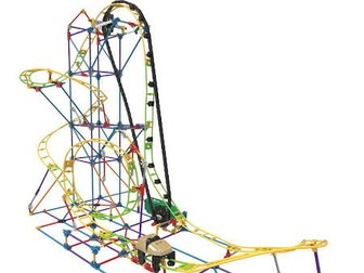 How to write a persuasive text for a 'Roller Coaster' design. KS2 Scream Machine. Year 5&6