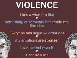 Non-violence Poster (US)
