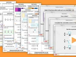 Year 5/6 Mixed Age Spring Block 1 Step 10 Lesson Pack