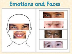 Emotions and Facial Expressions - Build a face!