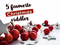 Christmas Riddles.5 Favourite Christmas Riddles By Inspirationalenglish