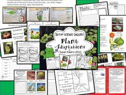 An IB PYP  Science Unit of Inquiry into  Plant Adaptations