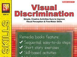 Visual Discrimination: Readiness Skills
