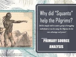 "Squanto: ""Wrath of God"" or ""gift from God?"""