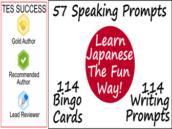 Learning Japanese The Fun Way Bundle