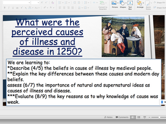 How have the causes of illness changed over time?