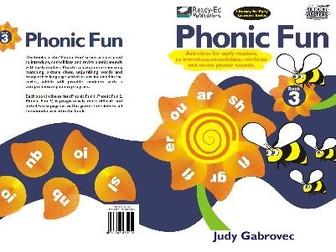 Phonic Fun Book 3