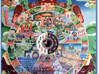 New AQA GCSE RE - Buddhist beliefs - Concept of dependent arising - UPDATED