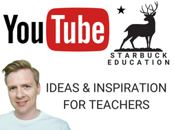Youtube Channel for Primary & EYFS teachers