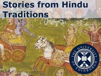 Stories from Hindu Traditions