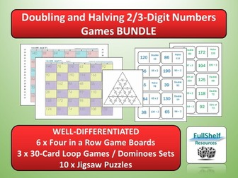 Doubling / Halving