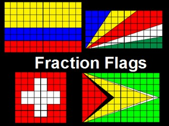 Finding Fractions of Flags
