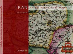 Historical e-atlas Iran