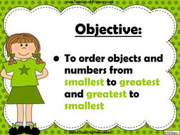 Ordering-Objects-and-Numbers---Year-2.ppt