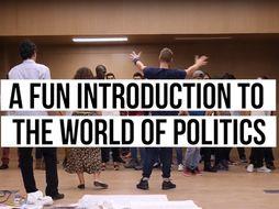 Understanding voter registration: Political games