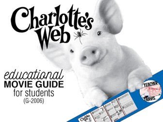 Charlotte's Web Movie Viewing Guide