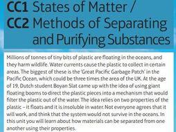 Edexcel CC1-CC2: Lesson 1 - states of matter
