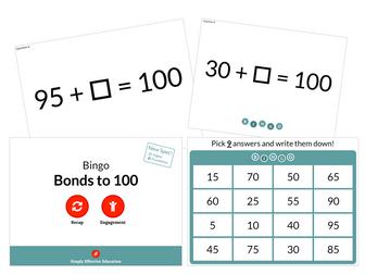 Bonds to 100 (Bingo)