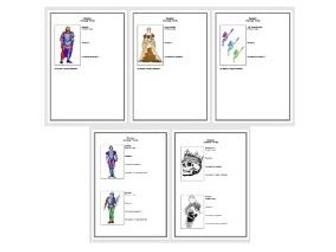 Macbeth Character Profiles