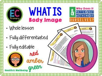Body Image - Primary PSHE