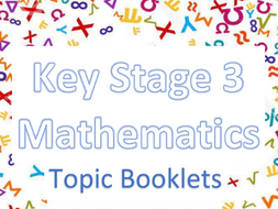 Key Stage 3 Topic Booklets