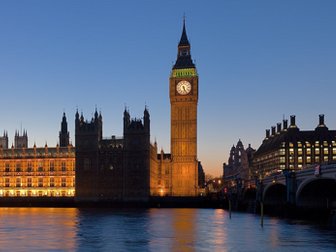 History of Britain: Government