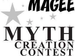 MANIAC MAGEE Myth Creation Contest Activity