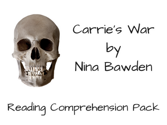 Carrie's War - Reading Comprehension