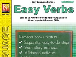 Easy Verbs: Easy Language Series