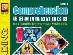 Comprehension Collection (Grade 6)