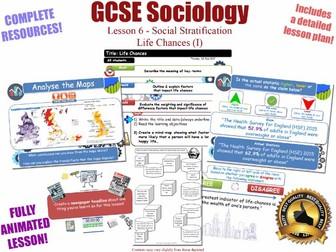Life Chances (I) - Social Stratification -L6/20 [ AQA GCSE Sociology - 8192] Weber