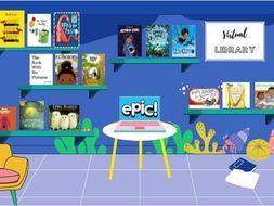 Primary 1-3 Virtual Library (KS1)