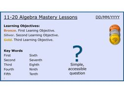 Algebra Course Part 2 - 10 Full Lessons