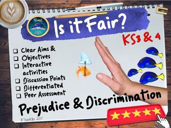 Prejudice & Discrimination