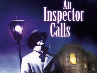AQA An Inspector Calls New Spec Literature