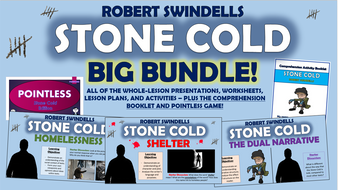 Stone Cold Big Bundle!